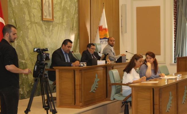 Zeytinburnu Belediye Meclis Toplantısı Yapıldı