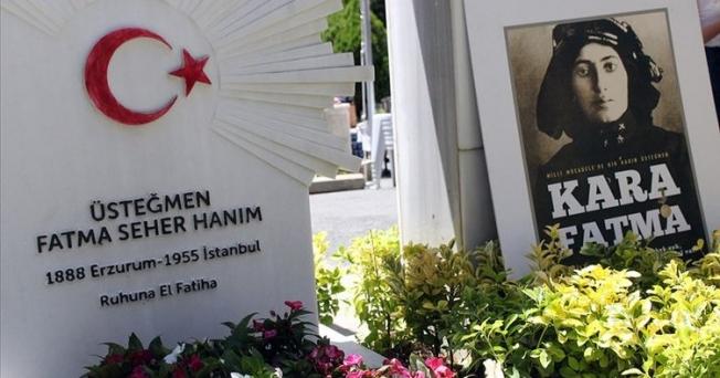 Gazi Üsteğmen Kara Fatma(Erden) Anıldı