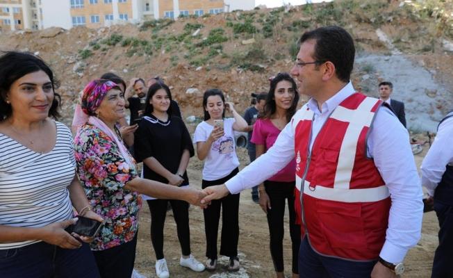 """""""İmamoğlu'nun Seçim Vaadi Olan Yaşam Vadileri"""" Hayata Geçiyor…"""