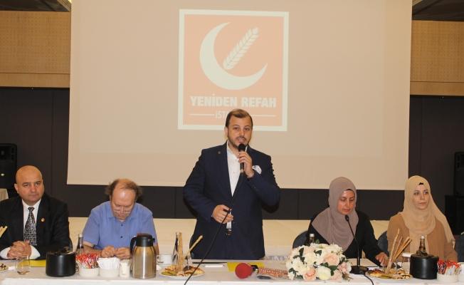 Yeniden Refah Partisi : İstanbul Sözleşmesi Siyonistlere Hizmet ediyor