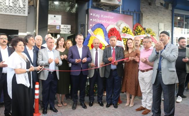 Mimar Beste Dede'nin Mimarlık ve Organizasyon Ofisine Muhteşem Açılış
