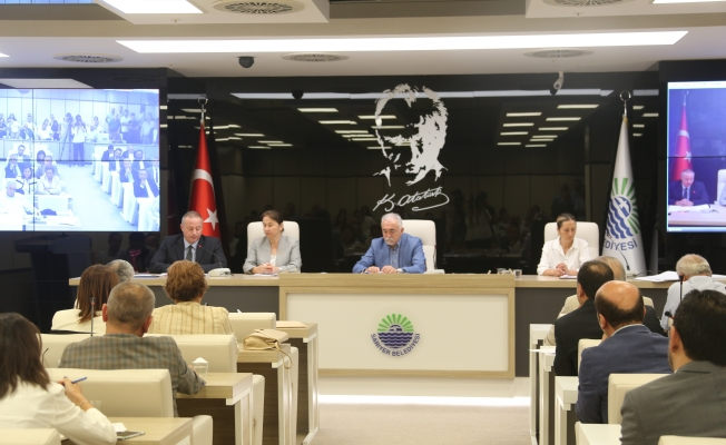 Sarıyer Belediyesinin 2019-2024 Stratejik Planı Kabul Edildi