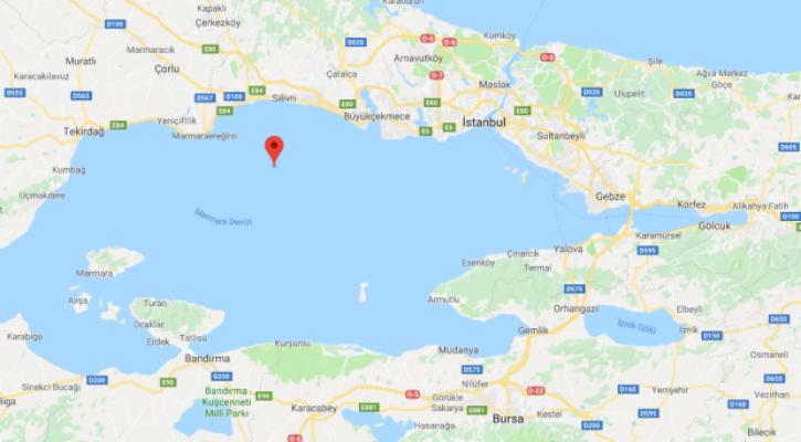 Son dakika haberi: Marmara'da korkutan deprem! İstanbul'da hissedildi