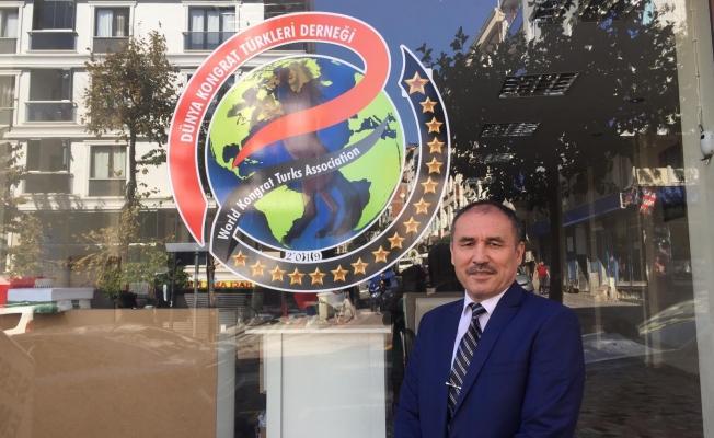 Dünya Kongrat Türkleri Derneği Olağan Genel Kurul İlanı
