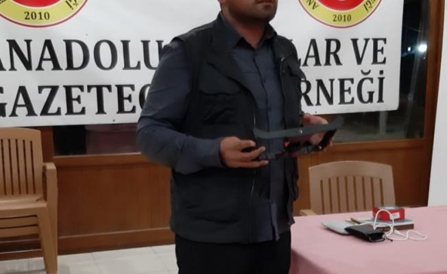 Eğitmen Bülbül, Mobil Gazeteciliği Anlattı