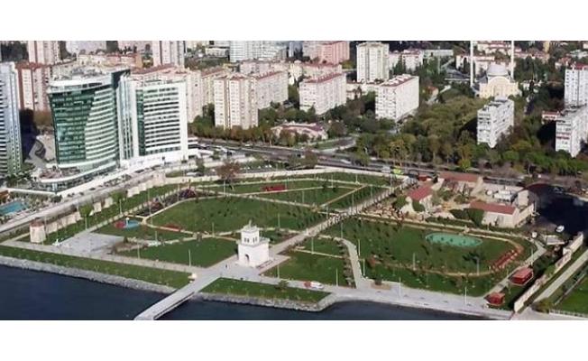 İstanbul Yeniden Yeşile Kavuşuyor