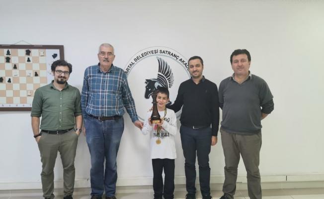 Satranç Akademisi'nden Gurur Verici Başarı