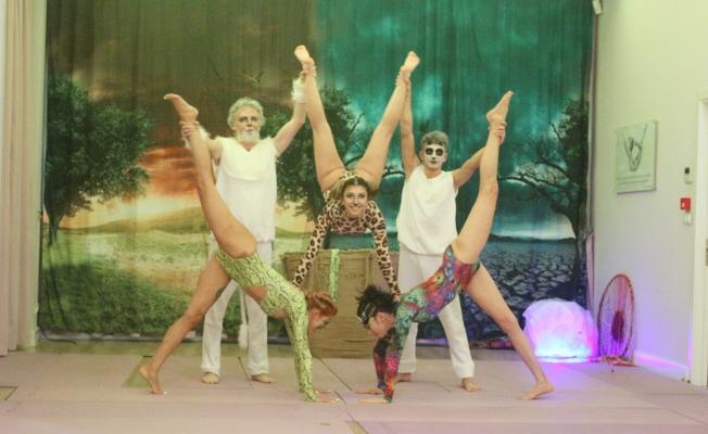 7.Uluslararası Yoga Koreografi Turnuvası'nda Türk Sporcuların Zaferi !