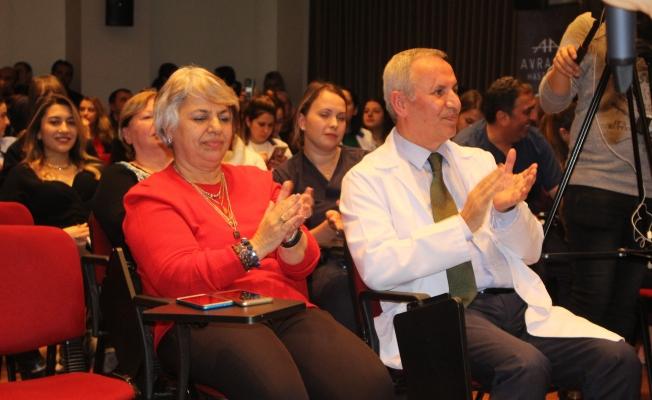 Avrasya Hastanesi Çalışanları 2020'yi Coşku ile Karşıladı