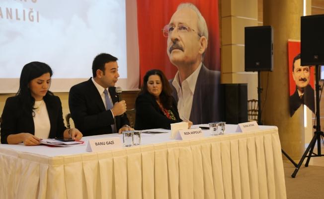 CHP Zeytinburnu 37.Olağan Kongresini Yaptı