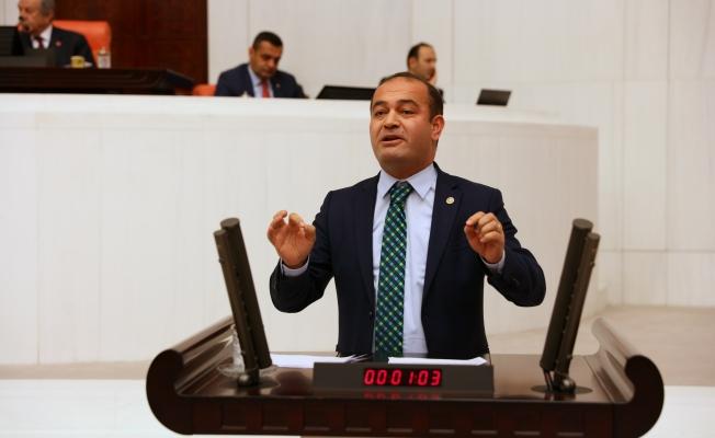 """CHP'li Karabat: """"Kanal İstanbul Kimleri Zengin Edecek ?"""""""