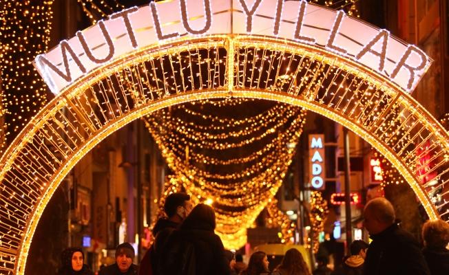 Kartal Yeni Yıla Işıl Işıl Girecek