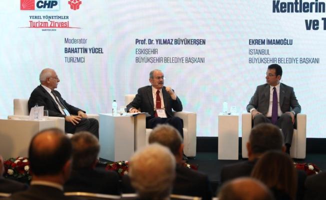"""Kılıçdaroğlu Ve İmamoğlu'ndan """"Kanal İstanbul"""" Çıkışları"""