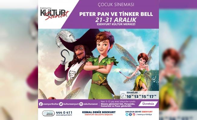Peter Pan'ın Maceraları Beyaz Perdede