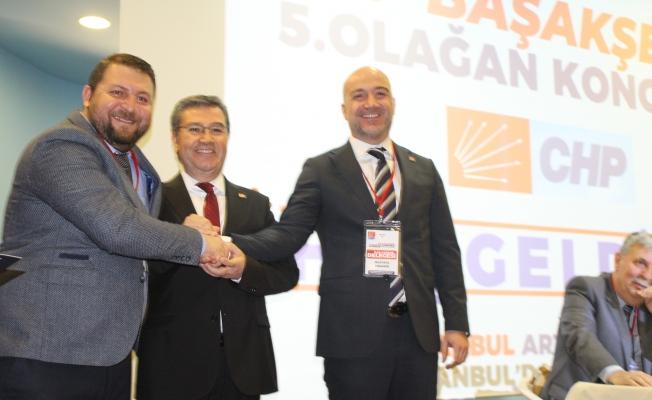 CHP'de Demokrasi Şöleni