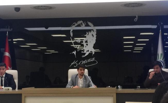 İstanbul Gençlik Çalışmaları Merkezi Kanal İstanbul Çalıştayı düzenledi