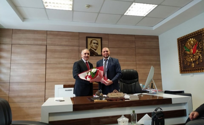 Ahmet Coşkun Başakşehir İlçe Milli Eğitim Müdürü Oldu