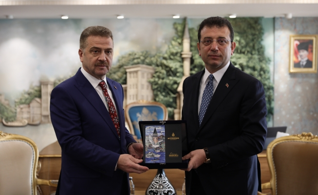 """İmamoğlu: """"Ortak Akıl Çabası, İstanbul Hizmet Yol Haritasının Öncüsü Olacak"""""""