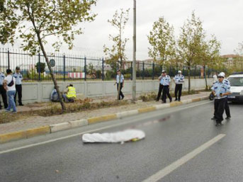 Yeşilköy'de kaza: 1 ölü