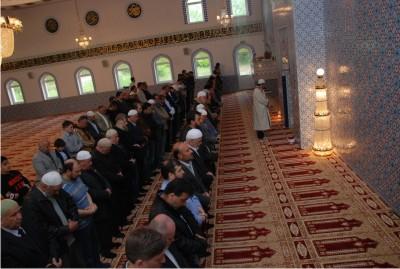 Almanya'da Yunus Emre Camii açıldı