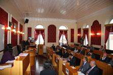 Zeytinburnu'nun 'Yeni' Belediye Meclisi İlk Toplantısını Yaptı