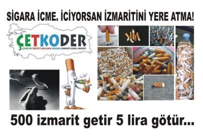 Sigara İçme !...