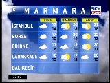 Marmara'da, Ege'de, Batı Karadeniz'de fırtına var