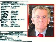 ALBAY KARADAĞ'I UTANDIRAN BELGE