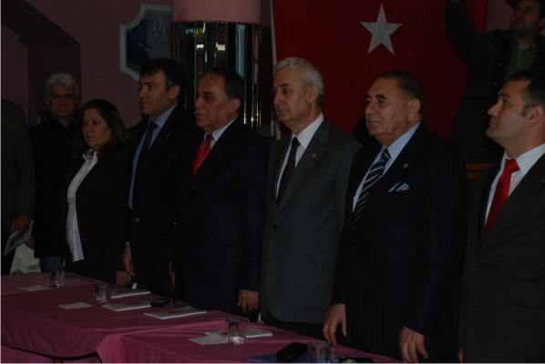 CHP'ye Altınşehir'deToplu Katılım Töreni