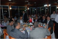 Merkezi Zeytinburnu'nda Bulunan Rumeliler Derneği İftarına Yoğun Katılım