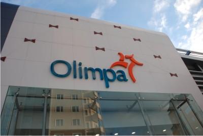 Başakşehir'in yüz akı Olimpa AVM.açıldı