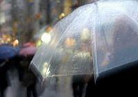 Şemsiyeleri hazırlayın yağmur geldi