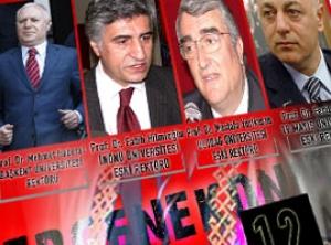Ahmet Necdet Sezer'in rektörleri