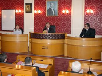Zeytinburnu Belediye Meclisi, 2008 Yılı Faaliyet Raporu'nu Onayladı