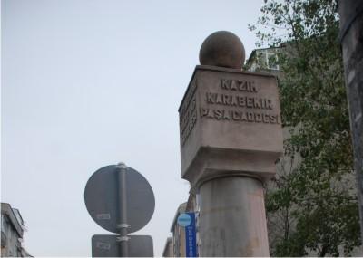 Zeytinburnu'nda olmayan mahalle ve sokağ'a tabela