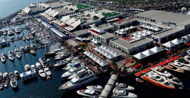 35. Uluslararası İstanbul Boat Show 6 Ekim'de Başlıyor