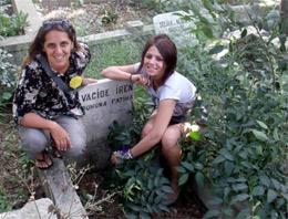 Perulu kız bu mezarı rüyasında gördü