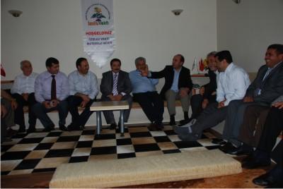 Erenli Derneğinden Müthiş  Toplantı