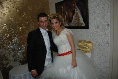 Süleymanoğlu ve Arslan Ailelerinin Mutlu Günü