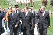 Suriyeli Bakan'dan Başakşehir'e tam not