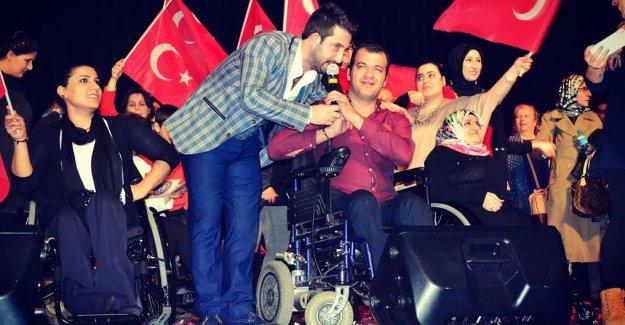 3 Aralık Dünya Engelliler Günü Yararına Esenlerde Konser