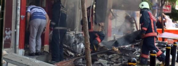 3 kişinin öldüğü patlamanın davasında tutuklu kalmadı