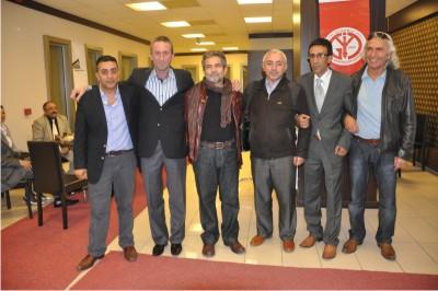 İstanbul Yerel Gazeteciler Derneğine Görkemli Açılış