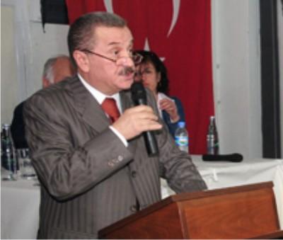 """""""Hayati Kaptanoğlu Başkan Vekili Oldu."""""""