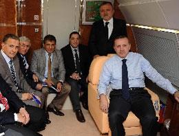 Erdoğan'dan Deniz Baykal'a EVET