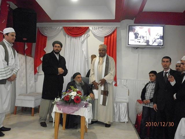 Abdulkadir Geylani'yi Anma Programı