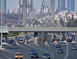 İstanbul köprüleri 17 Nisan'da ücretsiz!