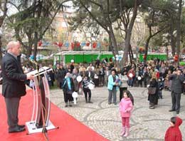 Kadıköy Yoğurtçu Parkı'na kavuştu