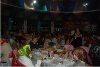 Ak Parti Başakşehir Kadın Kolları İftarda Buluştu