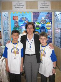 Başakşehir öğrencileri Türkiye finalinde